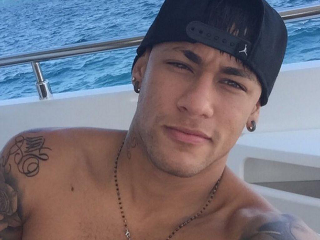 Neymar Jr., brasilianischer Fußball-Star