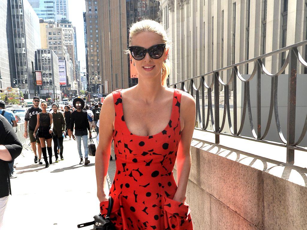 Nicky Hilton in New York City