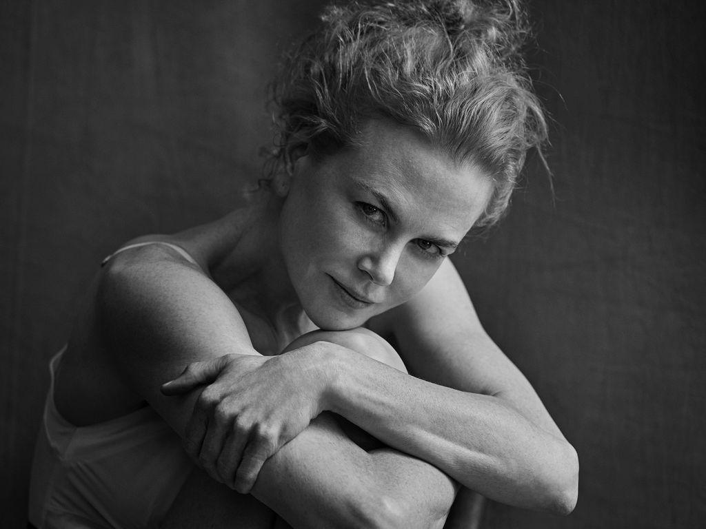 Nicole Kidman, abgelichtet für den Pirelli Kalender 2017