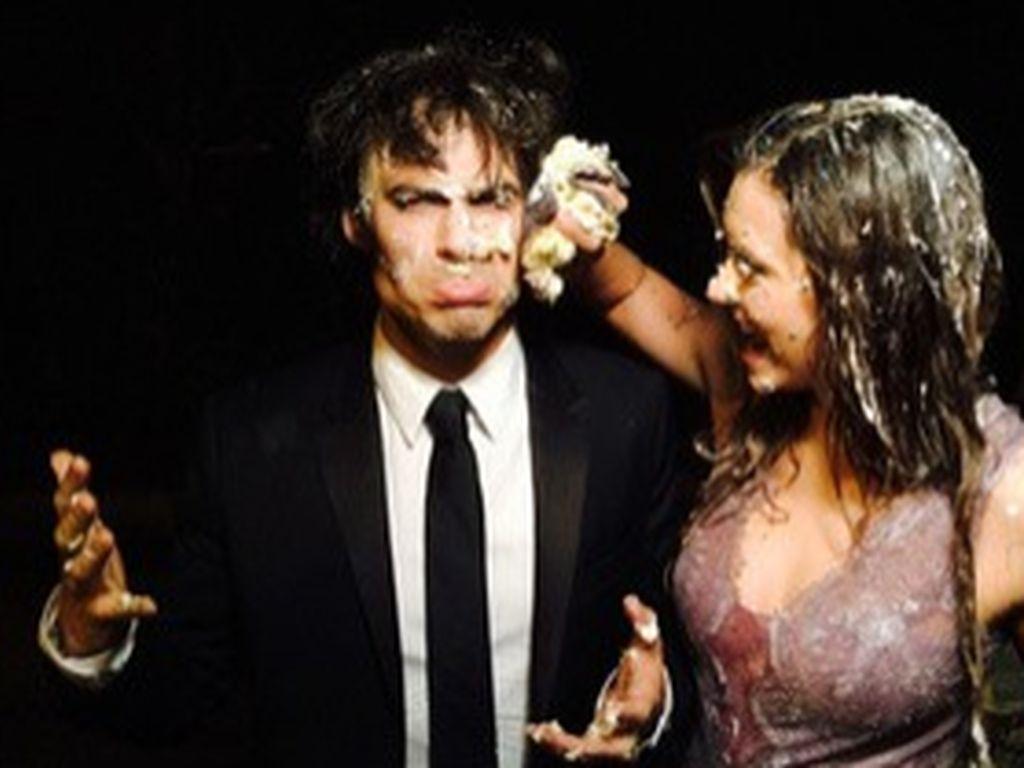 "Nina Dobrev und Ian Somerhalder an Ninas letztem ""Vampire Diaries""-Drehtag"