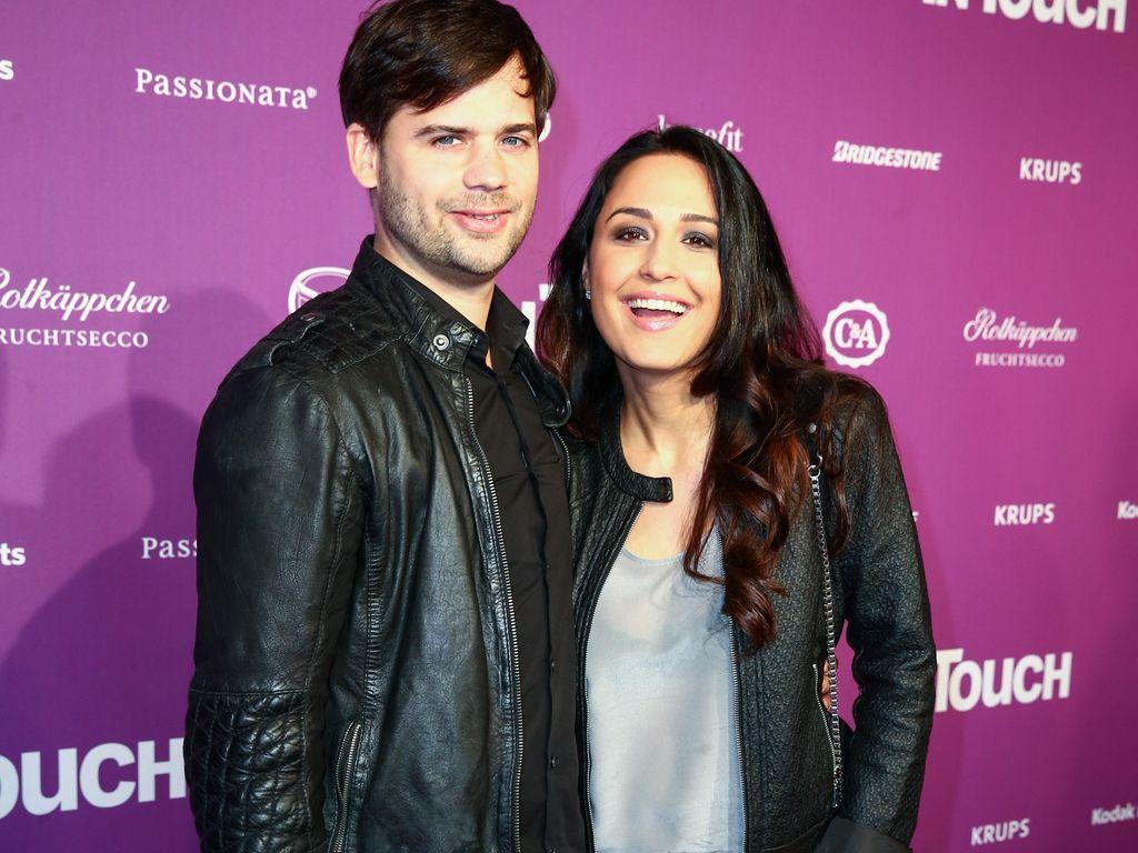 Nina Moghaddam und ihr Ex-Mann Dominik