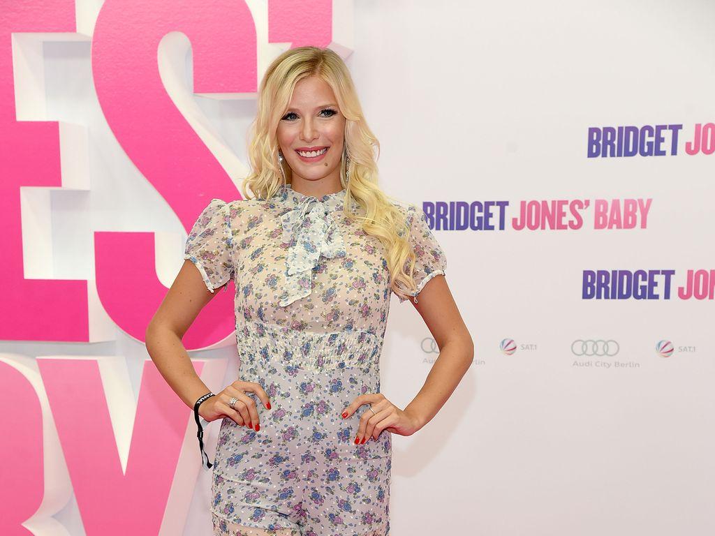 "Oksana Kolenitchenko bei der ""Bridget Jones' Baby""-Premiere"