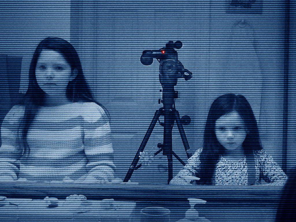 Paranormal Activity 3 Filmausschnitt