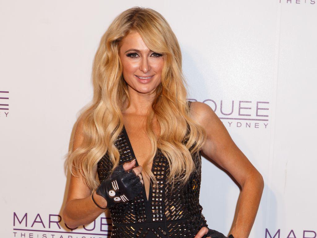 Paris Hilton in Sydney