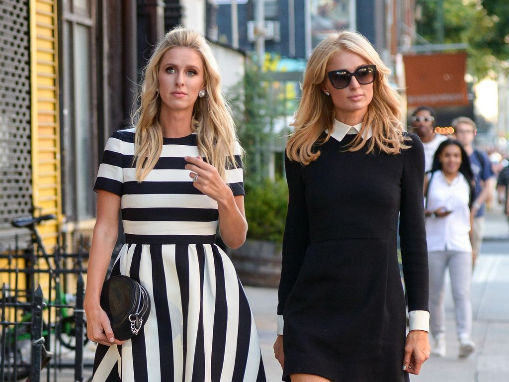 Paris Hilton und Nicky Hilton