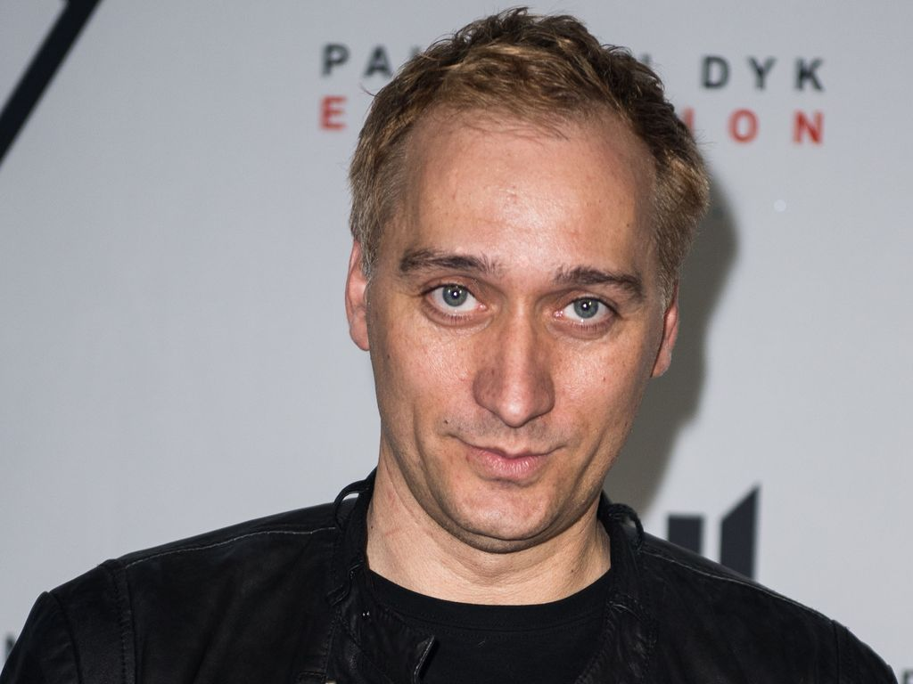 Paul van Dyk bei einem Album-Launch in Berlin