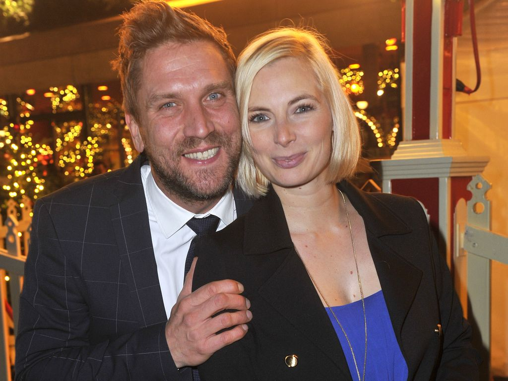Peer Kusmagk und Anna Jensch beim Roncalli-Weihnachtscircus in Berlin