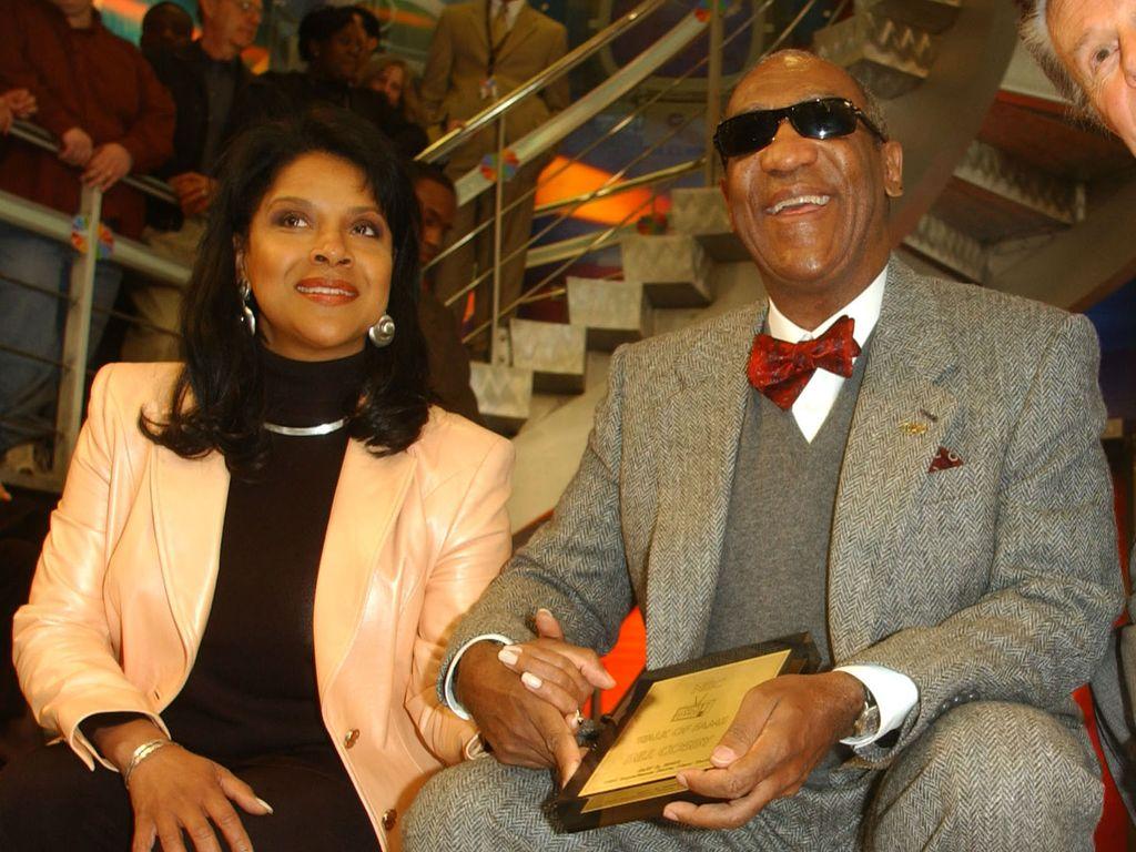 Bill Cosby und Phylicia Rashad