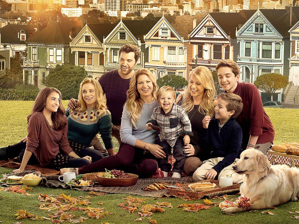 """Plakat der 2. Staffel """"Fuller House"""""""