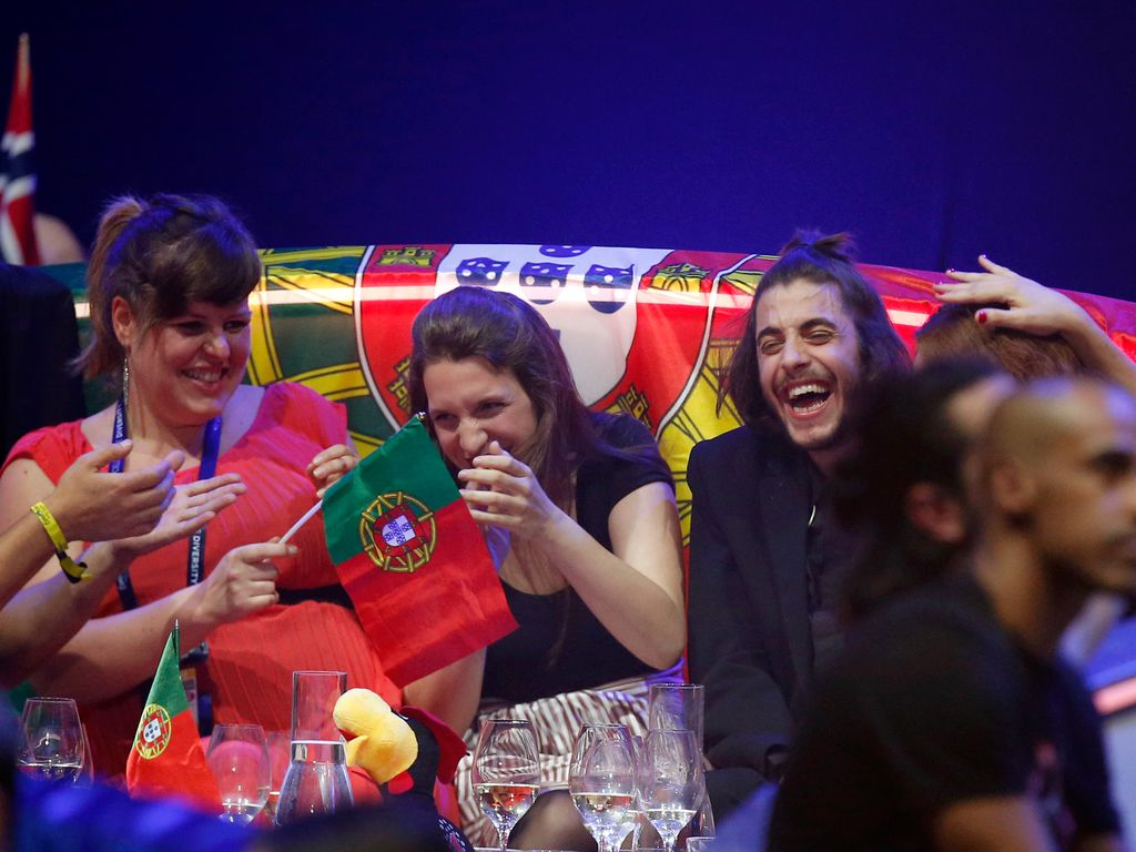 Portugal beim Eurovision Song Contest 2017