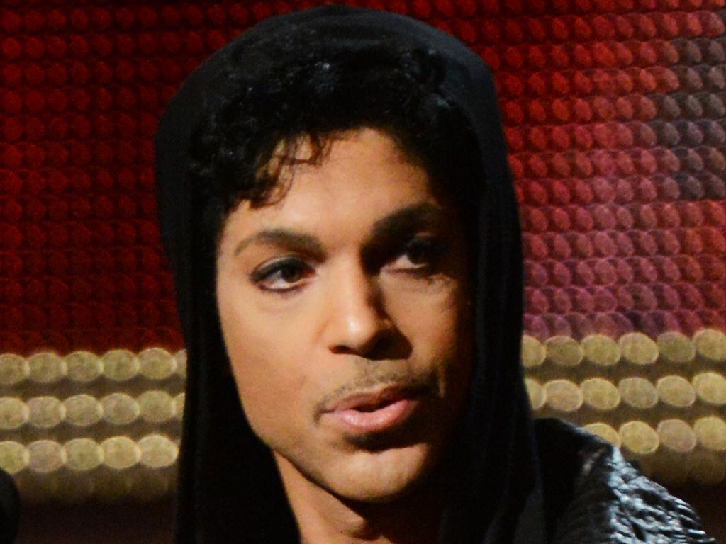 Prince bei den Grammy Awards 2013 in Los Angeles