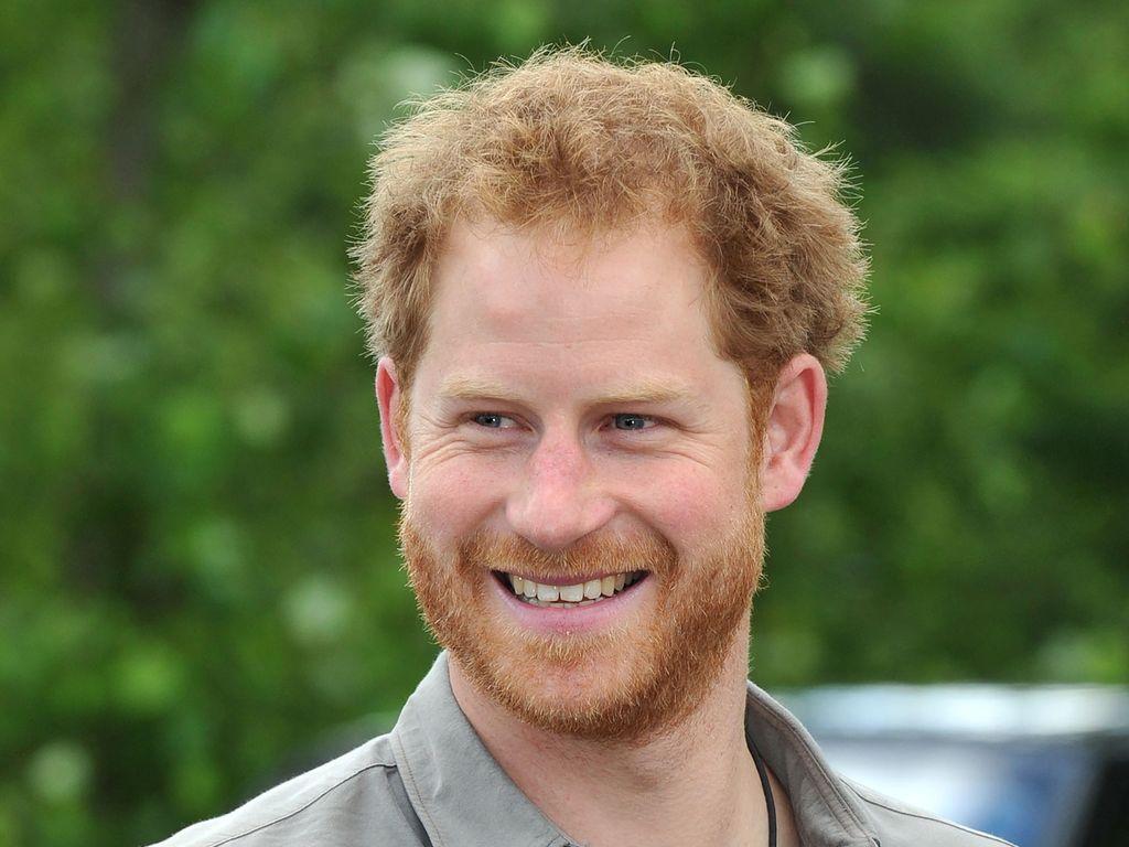 Prinz Harry in Wigan