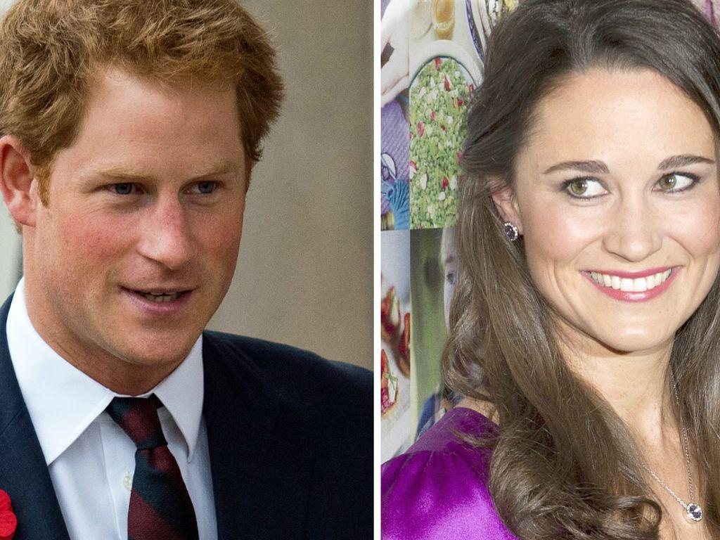 Prinz Harry und Pippa Middleton