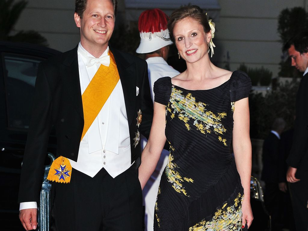 Prinz Georg und Prinzessin Sophie von Preußen in Monaco, 2011