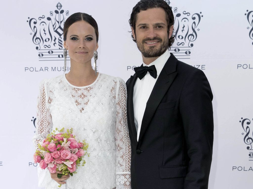 "Prinzessin Sofia & Prinz Carl Philip bei ""The Polar Music Prize"" 2016"