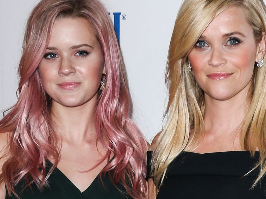 Ava Phillippe und Reese Witherspoon