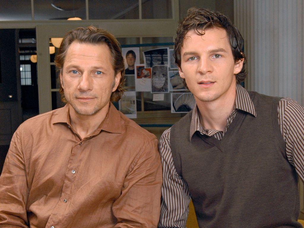 Felix Klare und Richy Müller