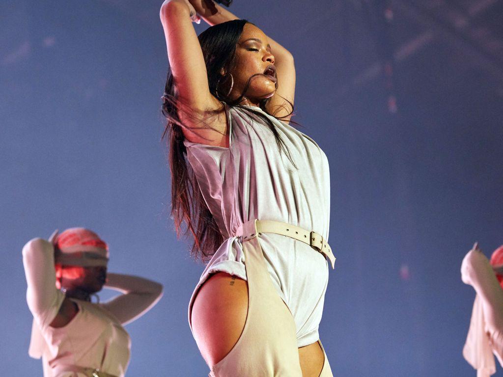Rihanna in Oslo