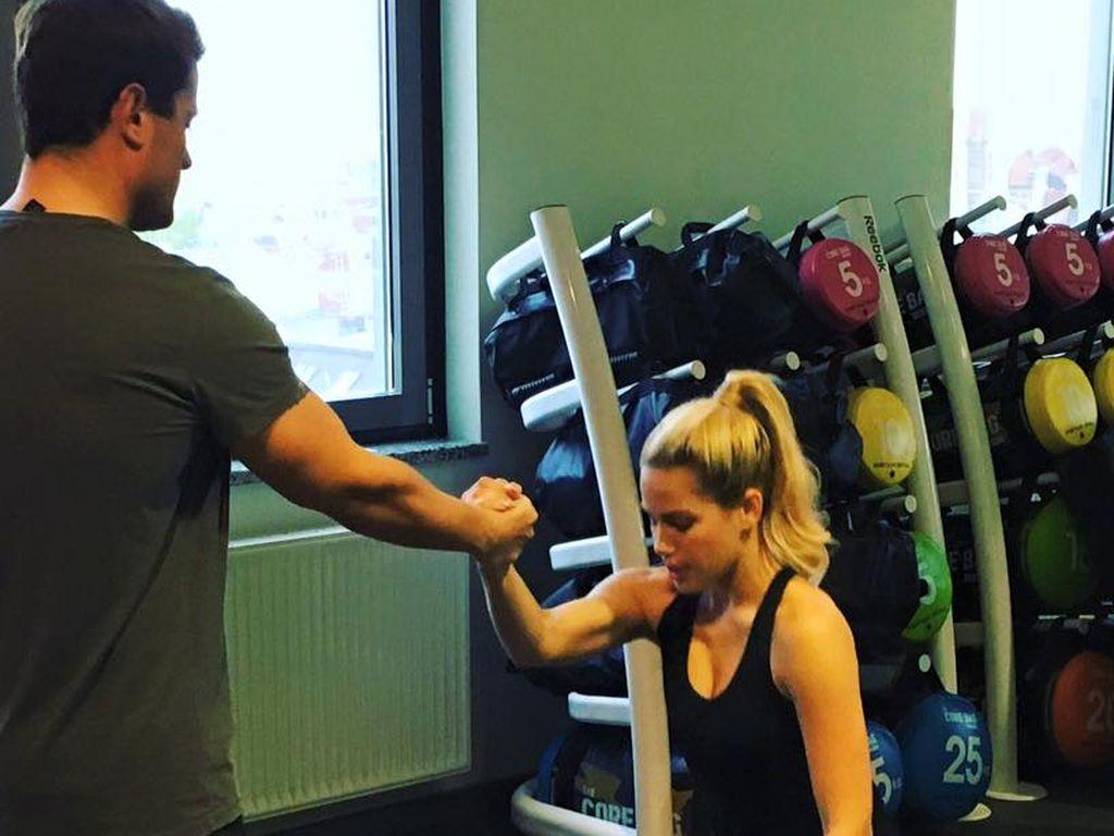 Rocco Stark und Angelina Heger
