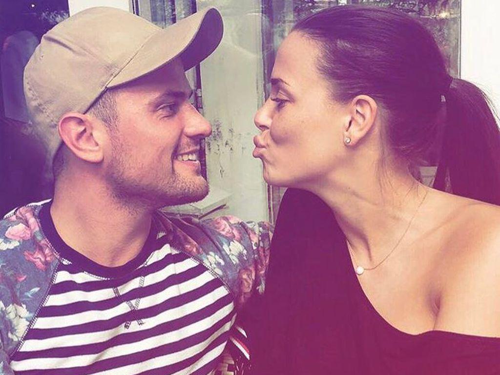 Rocco Stark und Nathalie