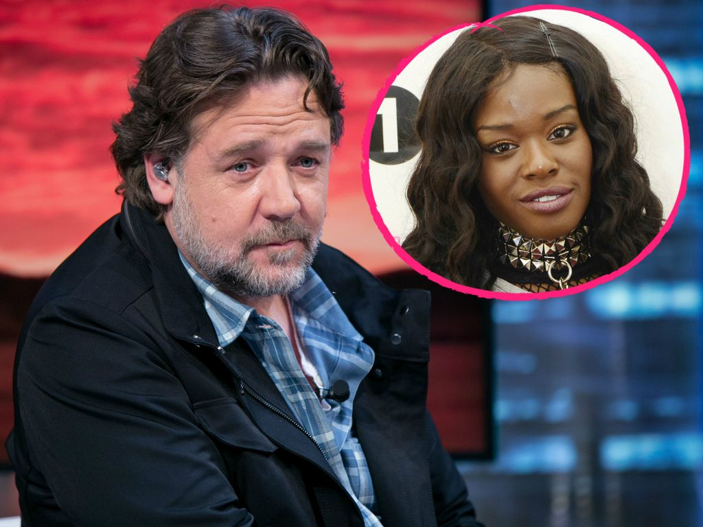Russell Crowe und Azealia Banks
