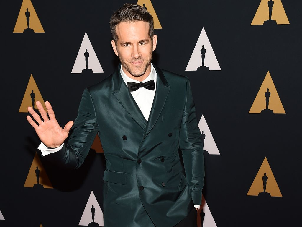 Ryan Reynolds im November 2016 bei den Governors Awards in Los Angeles