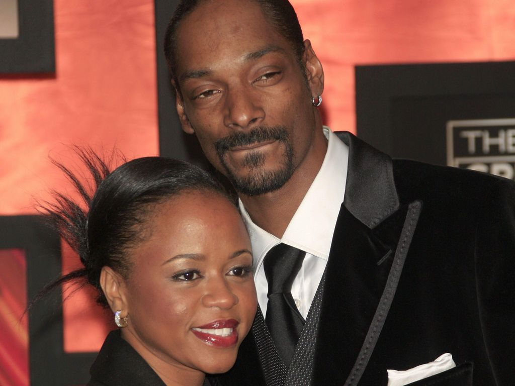 Shante Taylor mit Ehemann Snoop Dogg