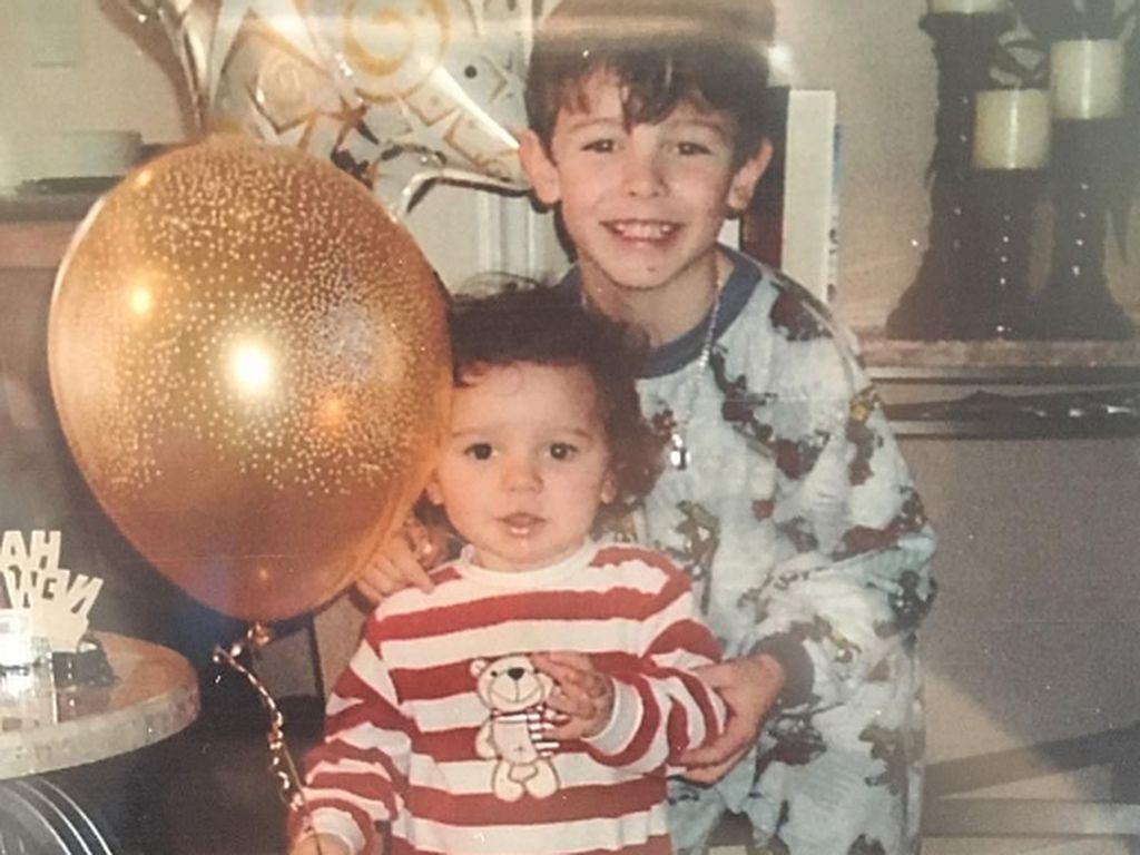 Shawn Mendes mit seiner Schwester