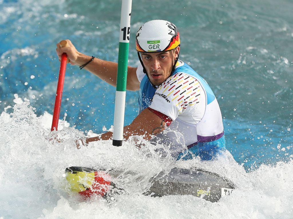Sideris Tasiadis bei den Olympischen Spielen 2016