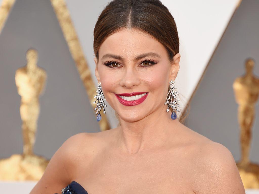 Sofia Vergara bei der Oscar-Verleihung im Februar 2016 in Hollywood