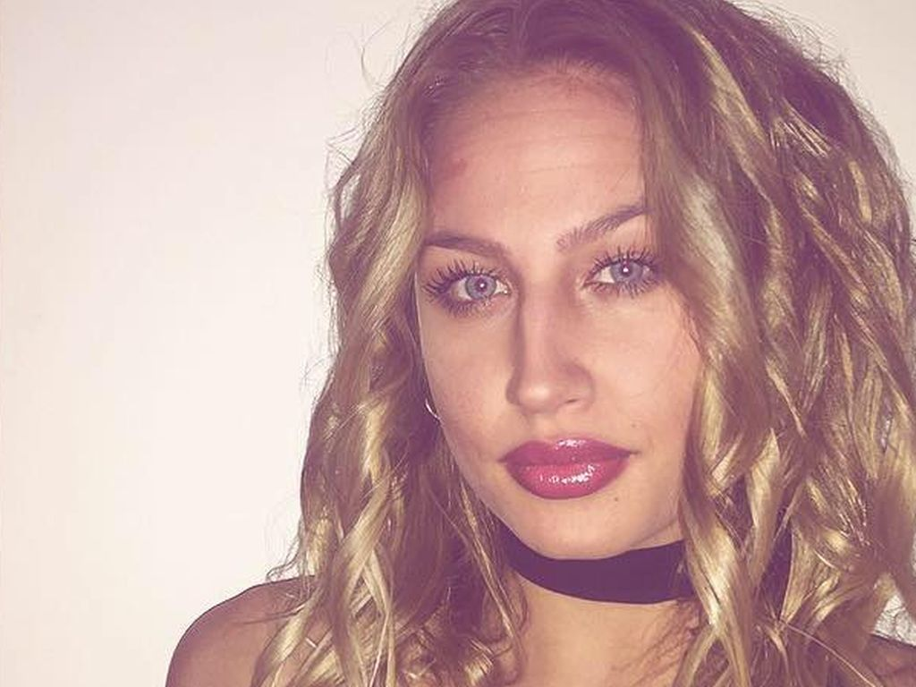 Sophia-Luisa Lewe hat sich ganz schön verändert