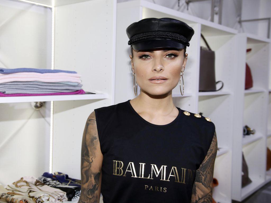 Sophia Thomalla bei der Eröffnung der Udo Walz Modeboutique