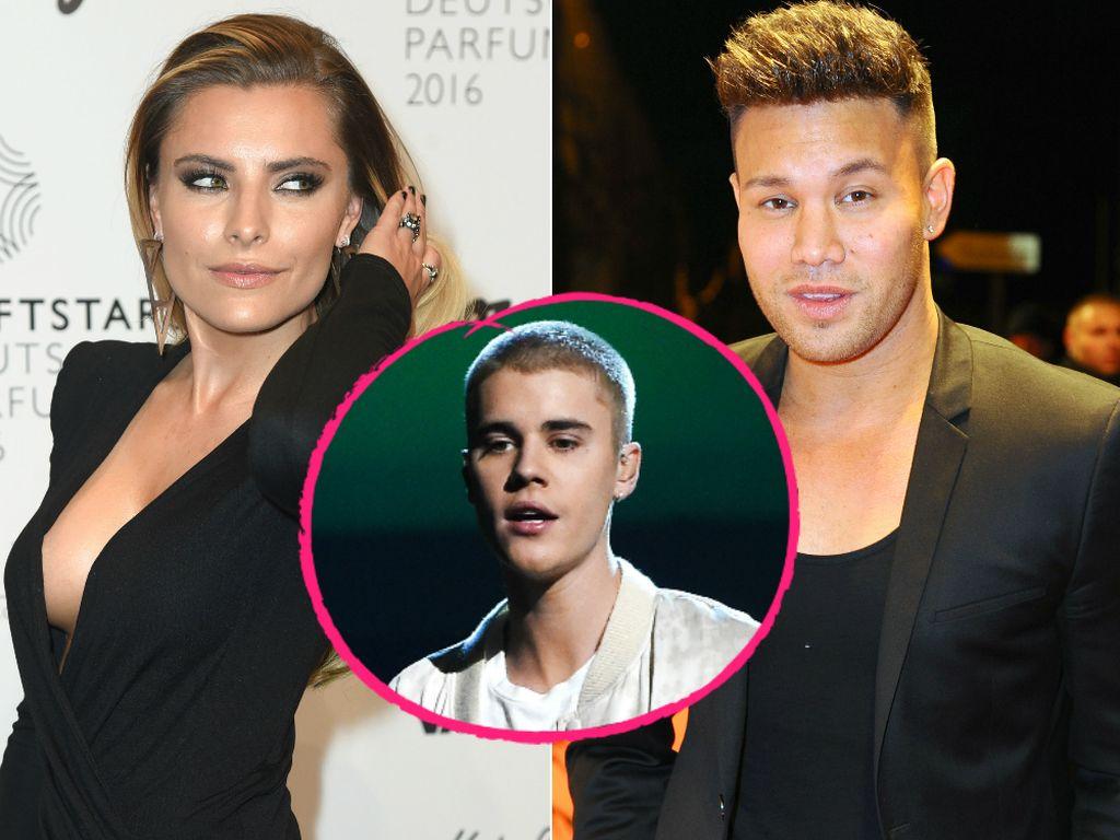 Sophia Thomalla, Justin Bieber und Kay One