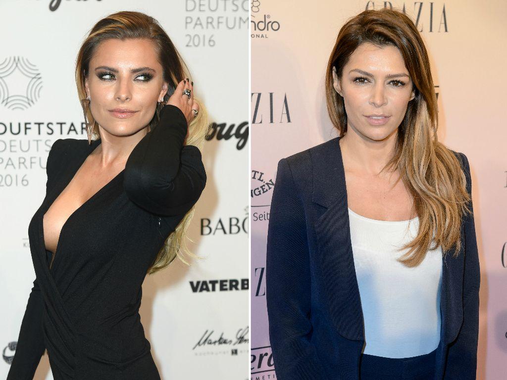 Sophia Thomalla und Sabia Boulahrouz