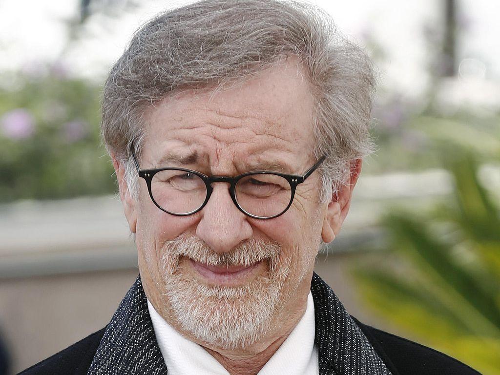 Steven Spielberg bei den Filmfestspielen in Cannes 2016