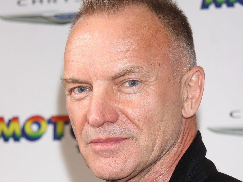 Sting, Sänger