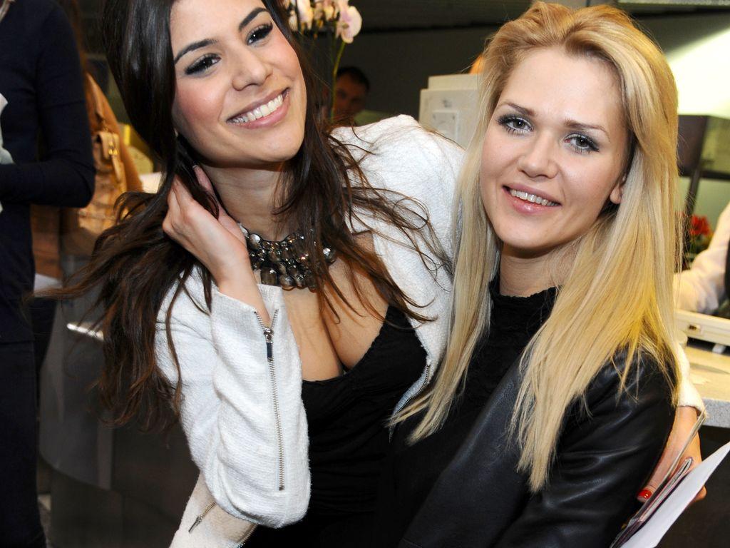 Tanja Tischewitsch und Sara Kulka