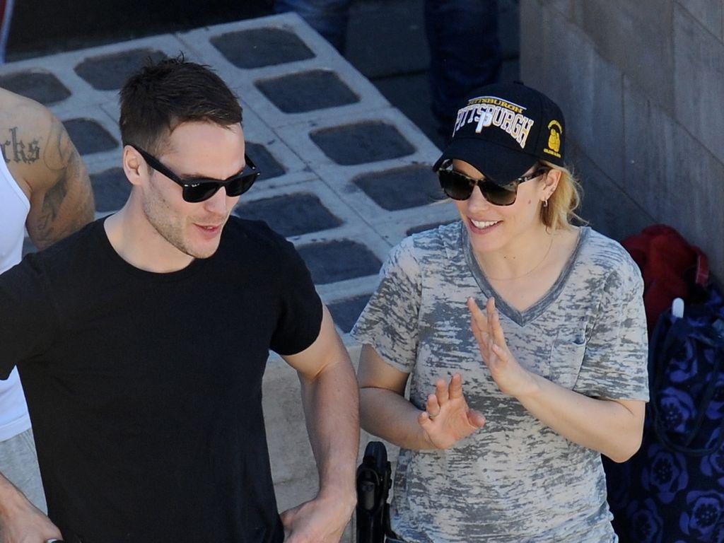 Rachel McAdams und Taylor Kitsch
