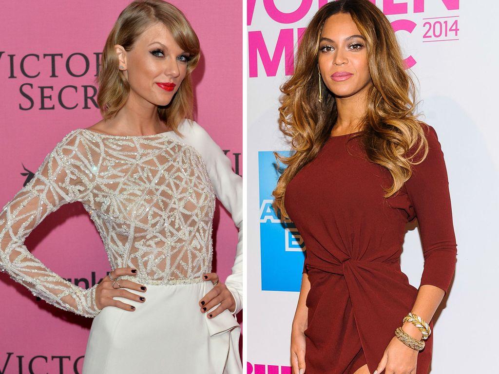 Taylor Swift und Beyonce