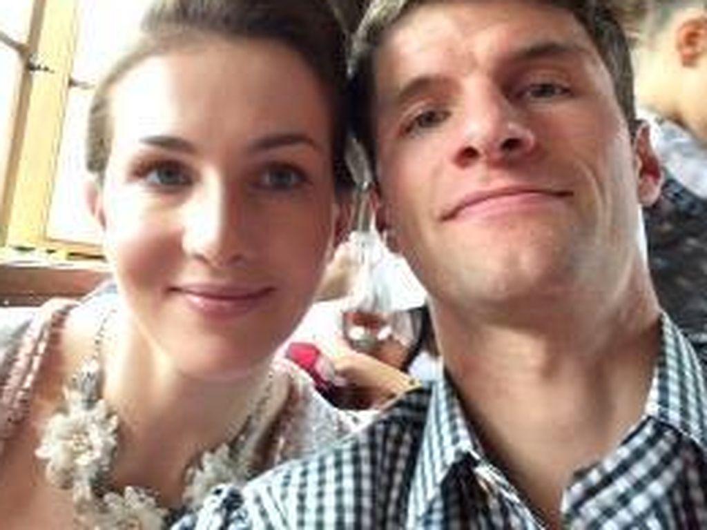Thomas Müller und Lisa Müller