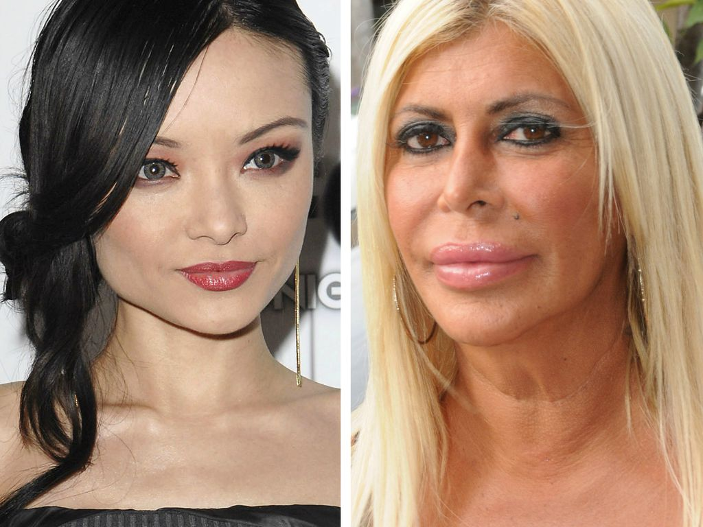 Tila Tequila und Big Ang
