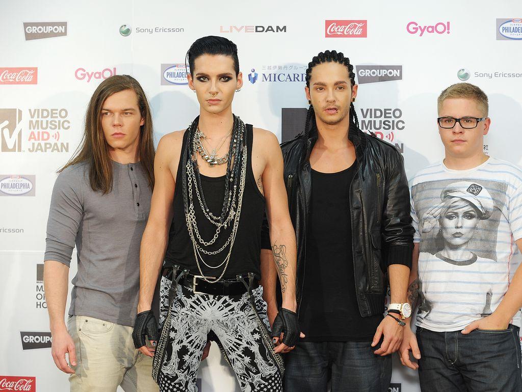 Tokio Hotel bei den MTV Video Music Awards