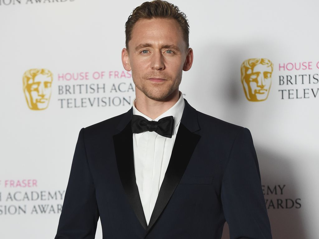 "Tom Hiddleston, spielte Bösewicht Loki in den ""Thor""-Filmen"
