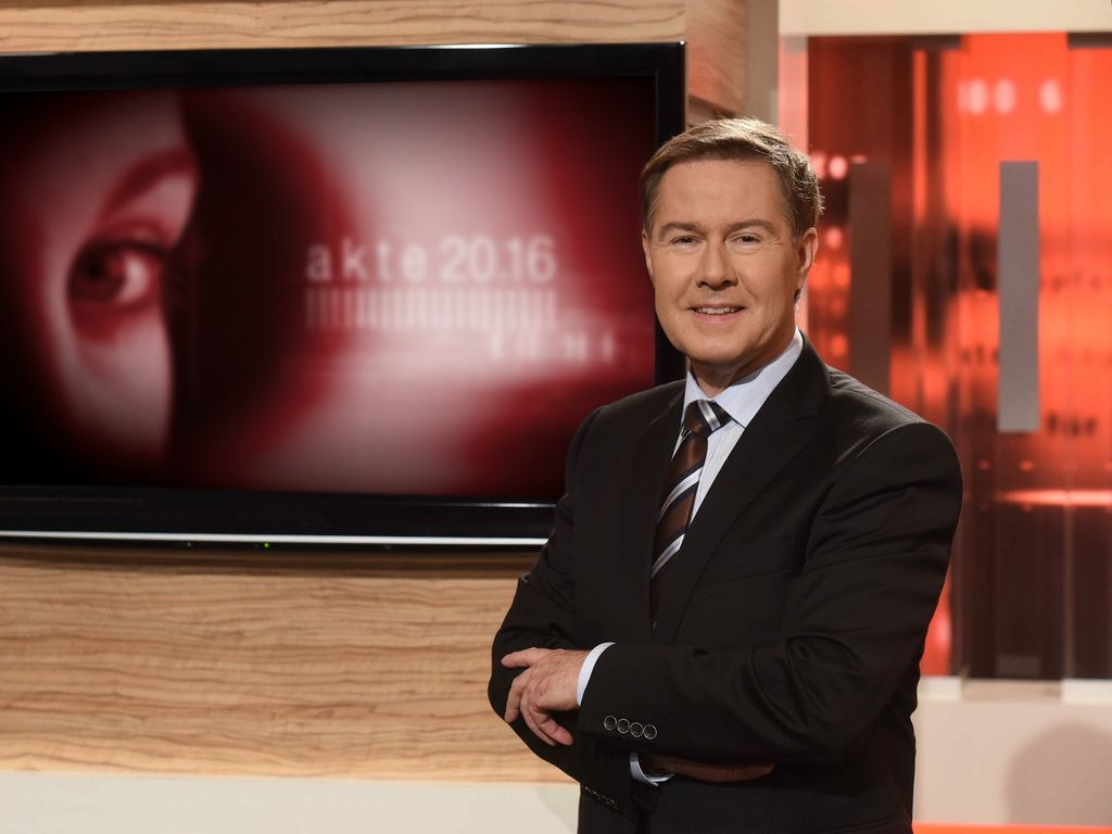 """Ulrich Meyer bei """"akte 20.16"""""""