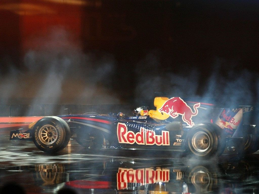 Vettels Auto bei wetten dass
