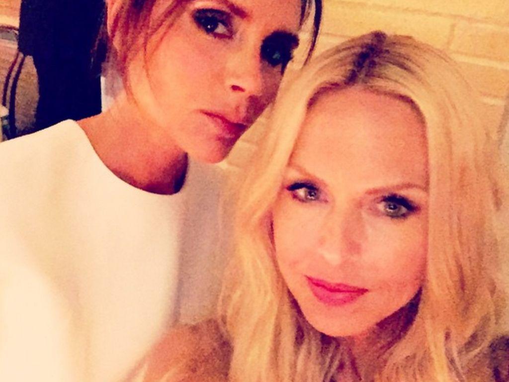 Victoria Beckham und Rachel Zoe