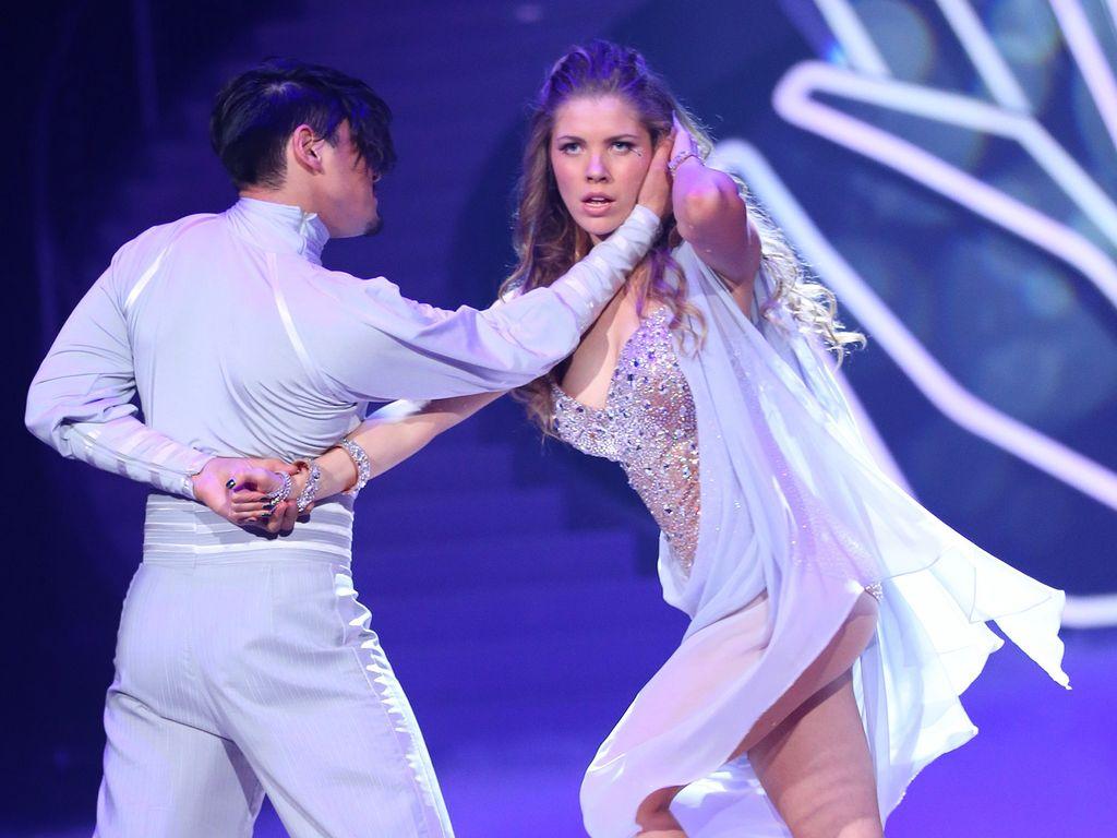 """Victoria Swarovski bei """"Let's Dance"""""""