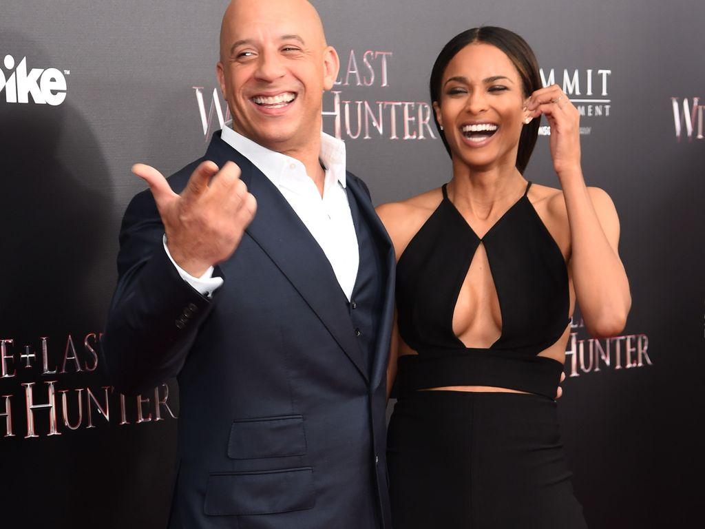 Vin Diesel und Ciara