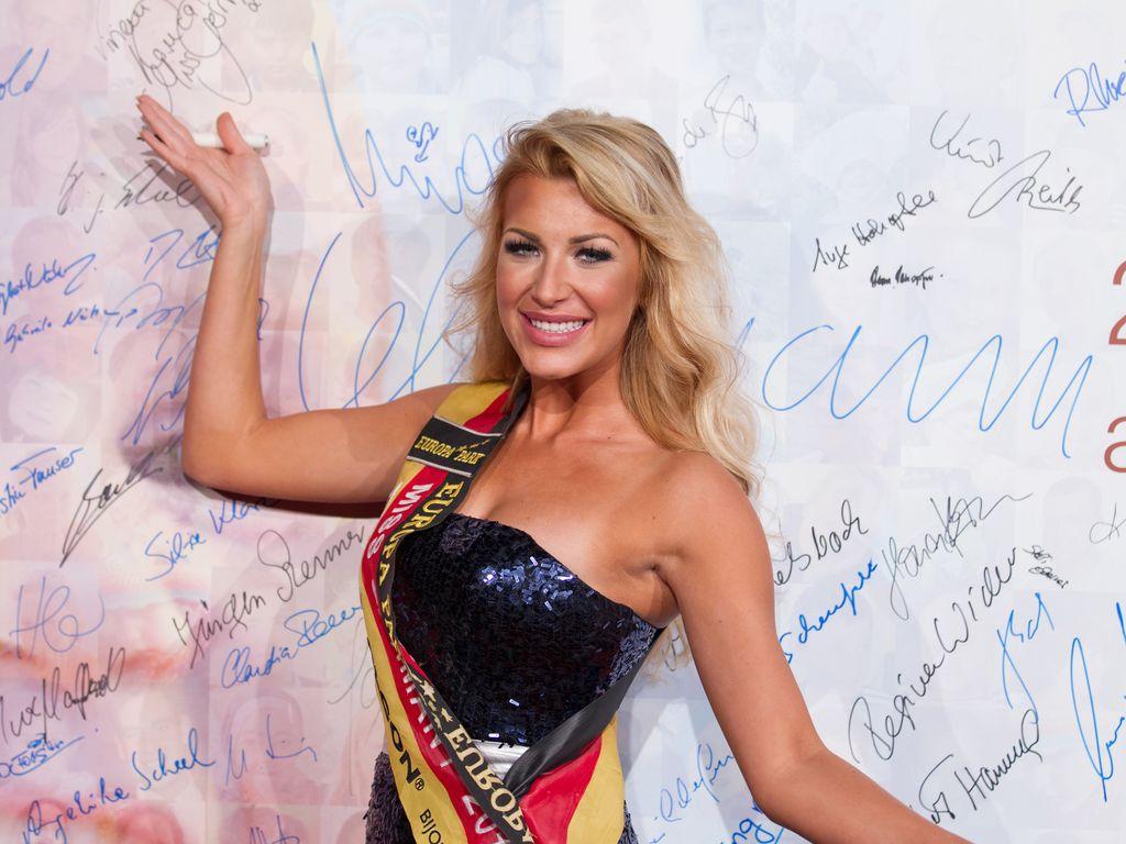 Miss Germany 2014 Vivien Konca