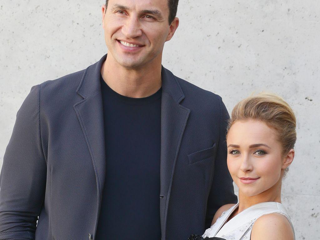 Wladimir Klitschko & Hayden Panettiere